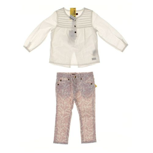 7 For All Mankind Shirt & Pants Set in size 2/2T at up to 95% Off - Swap.com