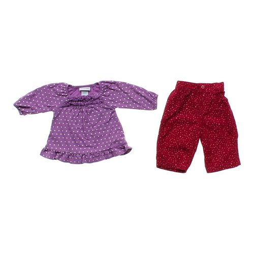 Genuine Kids from OshKosh Shirt & Pants Set in size 3 mo at up to 95% Off - Swap.com
