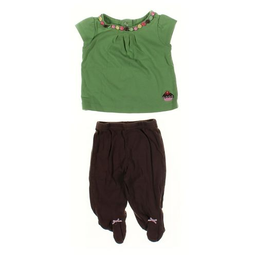 Gymboree Shirt & Pants Set in size 3 mo at up to 95% Off - Swap.com