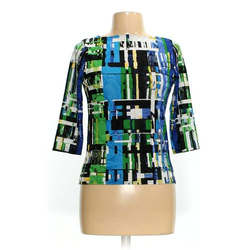 Peck & Peck Shirt in size M at up to 95% Off - Swap.com