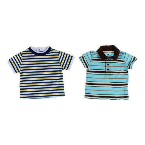 Mayfair Shirt & Polo Shirt Set in size 3 mo at up to 95% Off - Swap.com