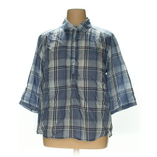 Preswick & Moore Shirt in size 1X at up to 95% Off - Swap.com