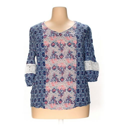 Rose & Thyme Shirt in size 1X at up to 95% Off - Swap.com