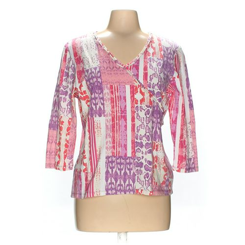 Ruby Rd. Shirt in size L at up to 95% Off - Swap.com