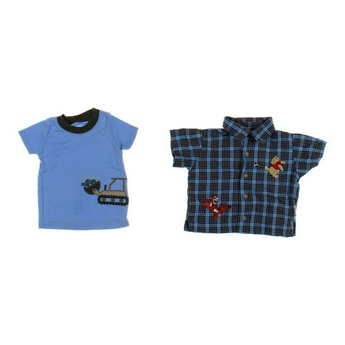 Disney Shirt Set in size 3 mo at up to 95% Off - Swap.com