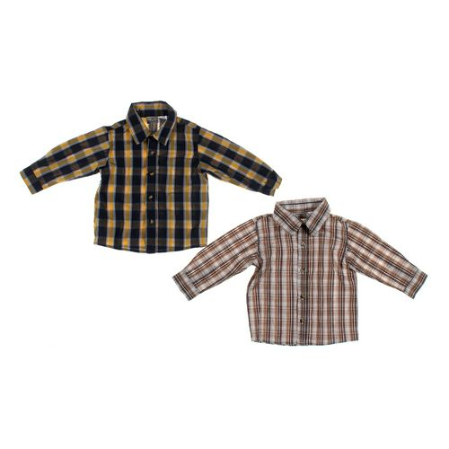 Little Rebels Shirt Set in size 24 mo at up to 95% Off - Swap.com