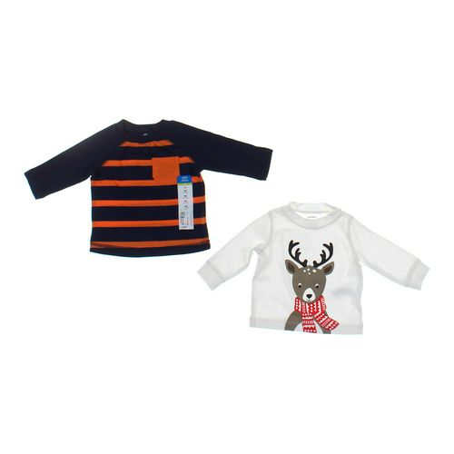 Okie Dokie Shirt Set in size 3 mo at up to 95% Off - Swap.com