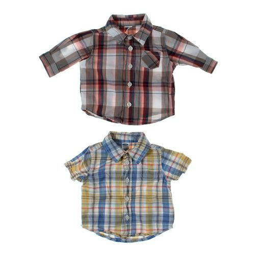 Old Navy Shirt Set in size NB at up to 95% Off - Swap.com