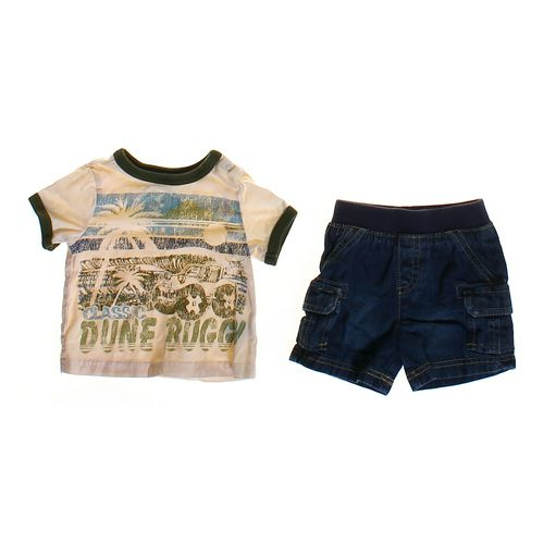 The Children's Place Shirt & Shorts in size NB at up to 95% Off - Swap.com