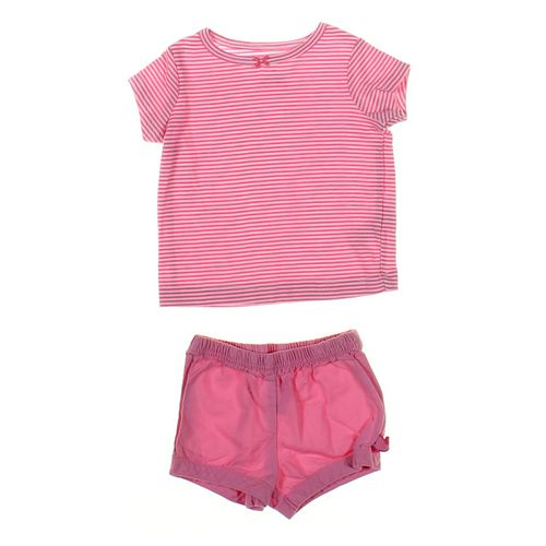 Carter's Shirt & Shorts Set in size 3 mo at up to 95% Off - Swap.com