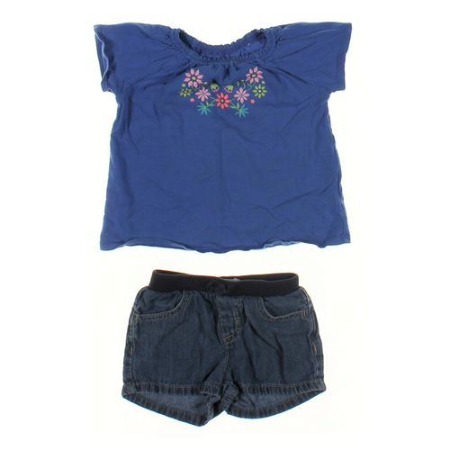 Carter's Shirt & Shorts Set in size 24 mo at up to 95% Off - Swap.com