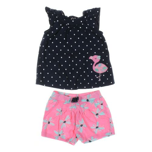 Child of Mine Shirt & Shorts Set in size 3 mo at up to 95% Off - Swap.com