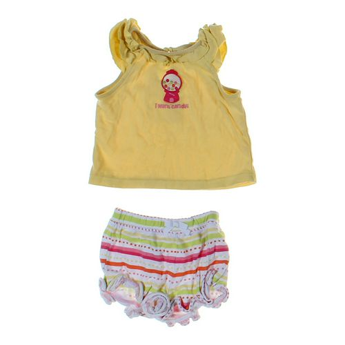 Gymboree Shirt & Shorts Set in size 12 mo at up to 95% Off - Swap.com