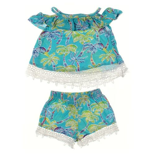 Rare Editions Shirt & Shorts Set in size 18 mo at up to 95% Off - Swap.com