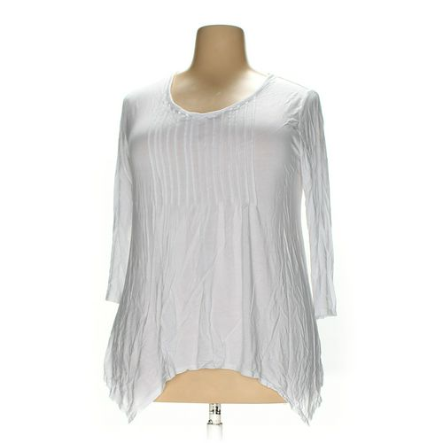 Simply Emma Shirt in size 1X at up to 95% Off - Swap.com
