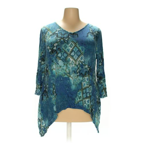 Simply Emma Shirt in size 2X at up to 95% Off - Swap.com