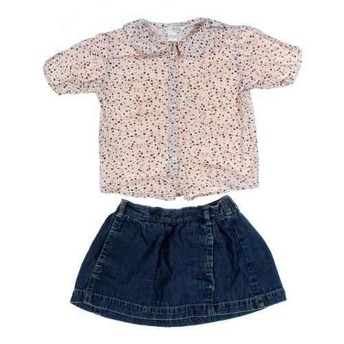 GEORGE Shirt & Skirt Set in size 3/3T at up to 95% Off - Swap.com