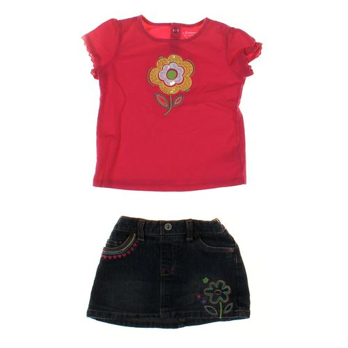 Sonoma Shirt & Skort Set in size 24 mo at up to 95% Off - Swap.com
