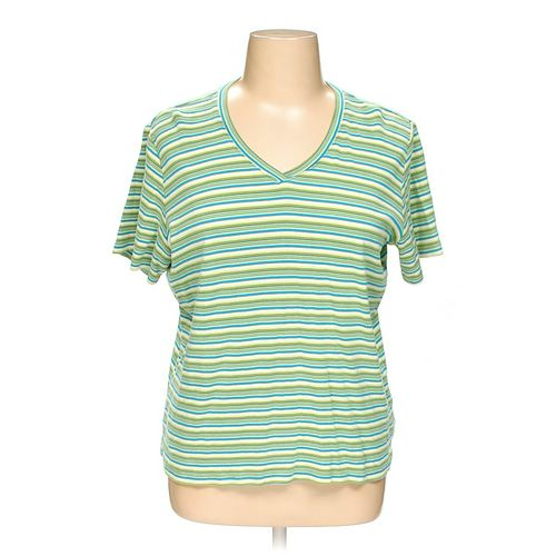 St. John's Bay Shirt in size 1X at up to 95% Off - Swap.com