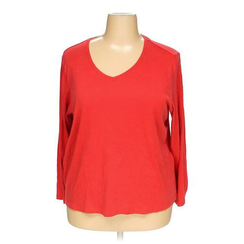 St. John's Bay Shirt in size 2X at up to 95% Off - Swap.com