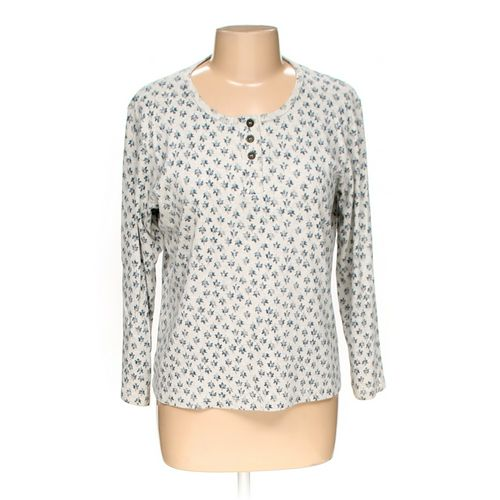 St. John's Bay Shirt in size L at up to 95% Off - Swap.com