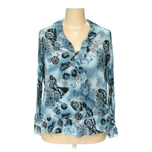 Studio 1940 Shirt in size 18 at up to 95% Off - Swap.com