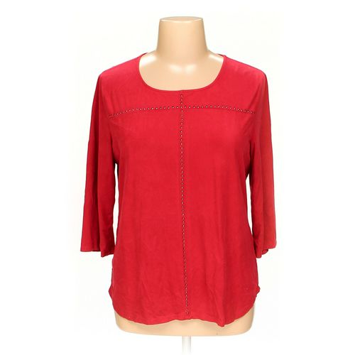 Style & Co Shirt in size XL at up to 95% Off - Swap.com