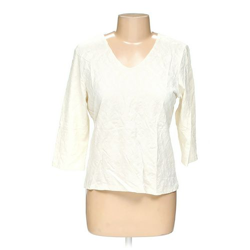 Style & Co Shirt in size L at up to 95% Off - Swap.com
