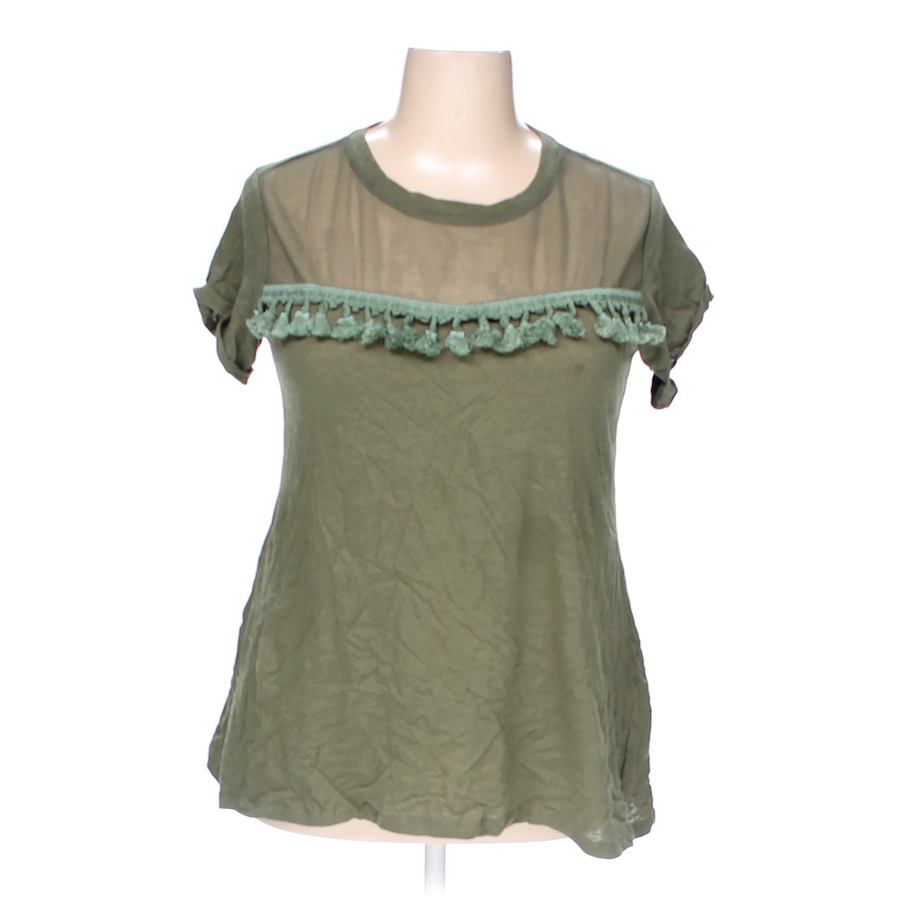 28065efeb90 Suzanne Betro Shirt in size 1X at up to 95% Off - Swap.com