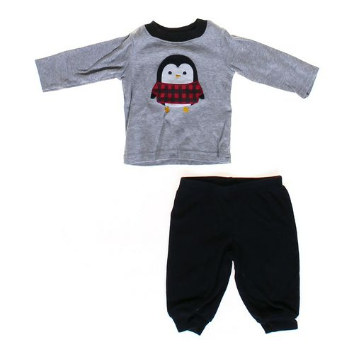 Child of Mine Shirt & Sweatpants Set in size 3 mo at up to 95% Off - Swap.com