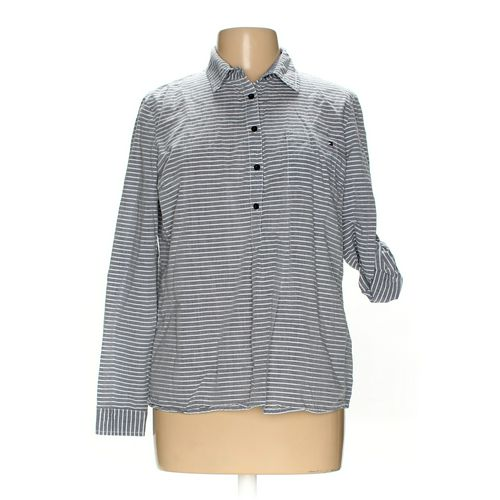 Tommy Hilfiger Shirt in size L at up to 95% Off - Swap.com