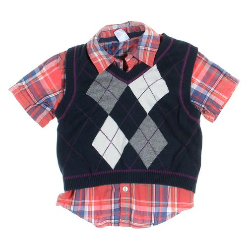 Carter's Shirt & Vest Set in size 3/3T at up to 95% Off - Swap.com