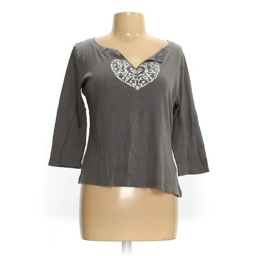 Zena Jeans Shirt in size L at up to 95% Off - Swap.com