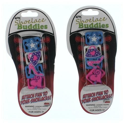 Hitt Brands Shoelace Buddies in size 8 Toddler at up to 95% Off - Swap.com