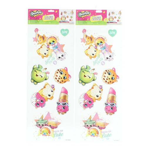 Shopkins Shopkins Wall Decor Set at up to 95% Off - Swap.com