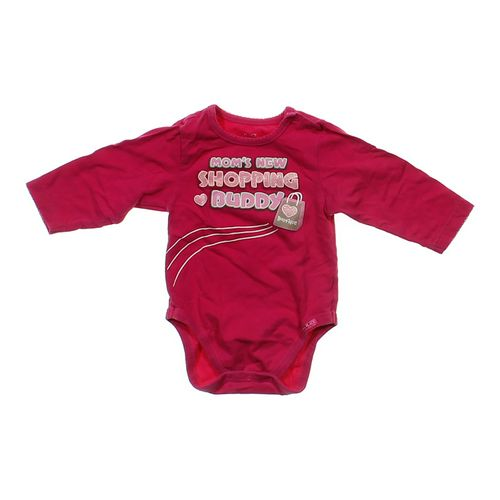 """The Children's Place """"Shopping Buddy"""" Bodysuit in size 12 mo at up to 95% Off - Swap.com"""