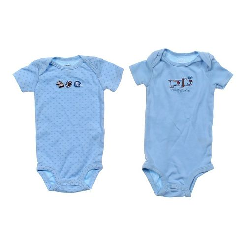 Carter's Short Sleeve Bodysuit Set in size 3 mo at up to 95% Off - Swap.com