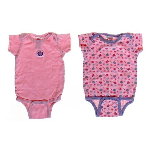 Fisher-Price Short Sleeve Bodysuit Set in size NB at up to 95% Off - Swap.com