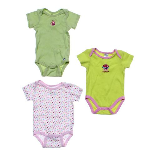 Gerber Short Sleeve Bodysuit Set in size 3 mo at up to 95% Off - Swap.com