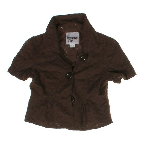 Kensie Short Sleeve Bolero in size 12 at up to 95% Off - Swap.com