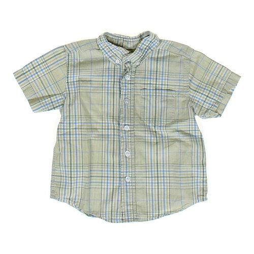 The Children's Place Short Sleeve Button-down in size 3/3T at up to 95% Off - Swap.com