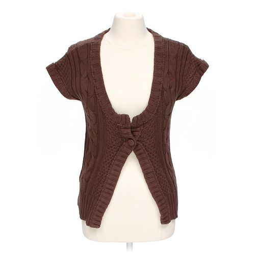 Mossimo Supply Co. Short Sleeve Cardigan Sweater in size S at up to 95% Off - Swap.com