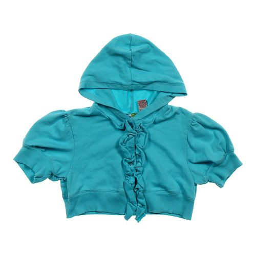 Yes Short Sleeve Hoodie in size 14 at up to 95% Off - Swap.com