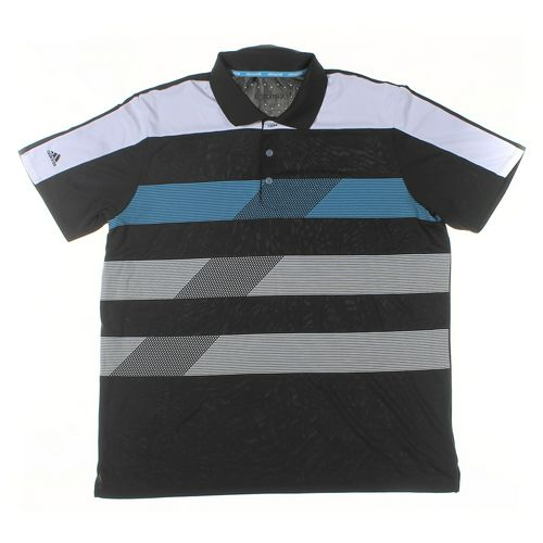 Adidas Short Sleeve Polo Shirt in size XXL at up to 95% Off - Swap.com