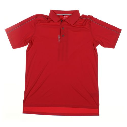 Adidas Short Sleeve Polo Shirt in size M at up to 95% Off - Swap.com
