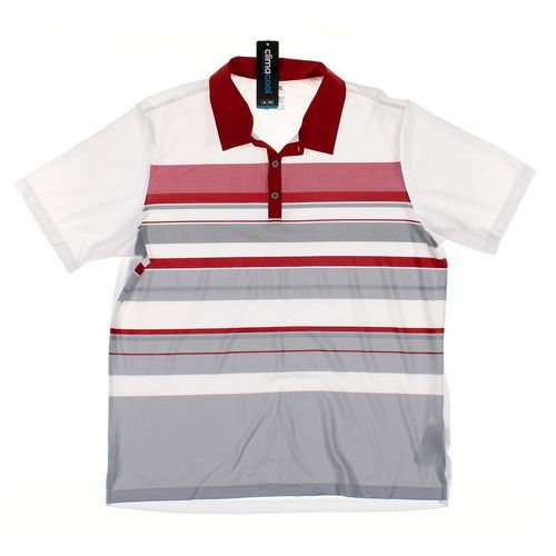 Adidas Short Sleeve Polo Shirt in size XL at up to 95% Off - Swap.com