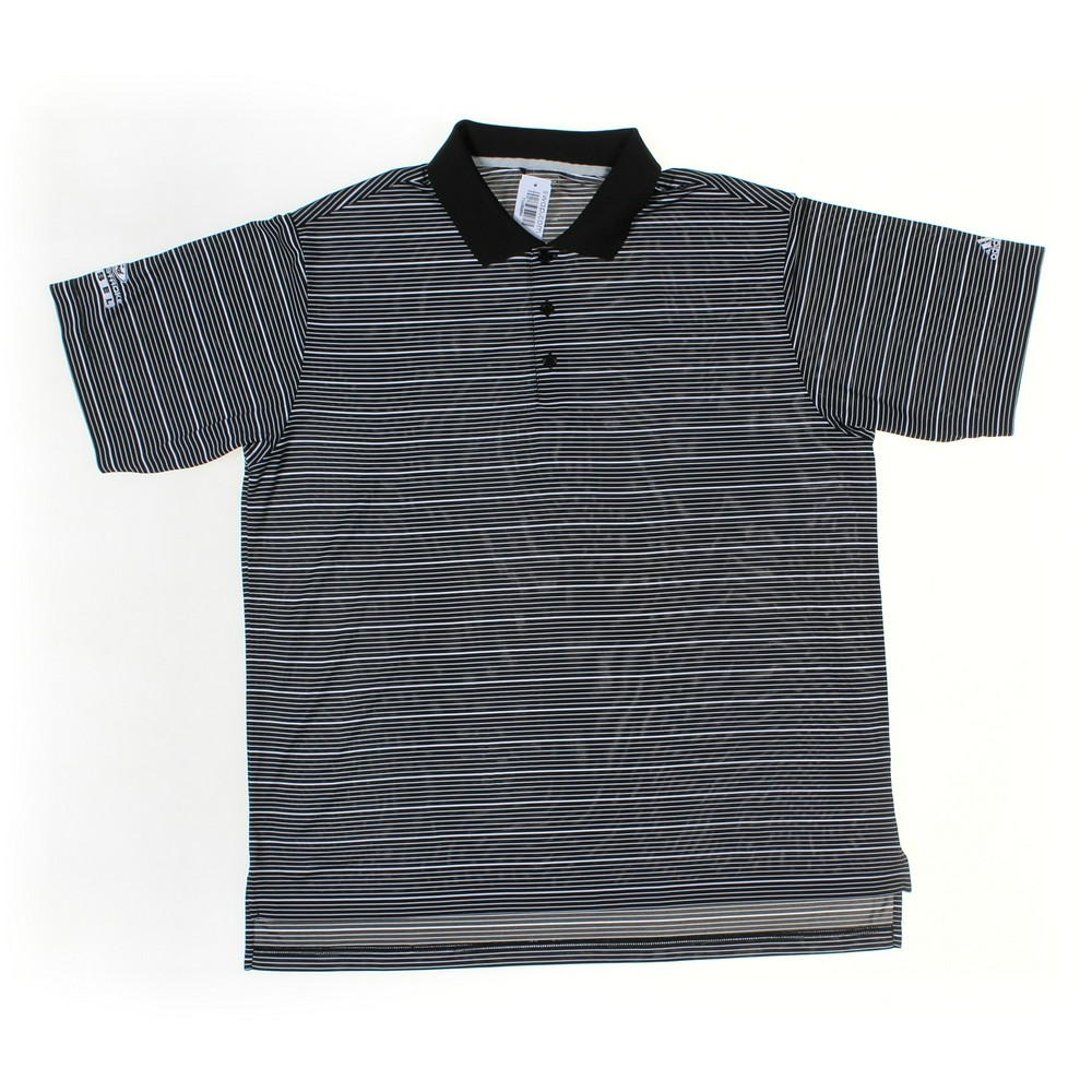 7560c374a63 Adidas Short Sleeve Polo Shirt in size XL at up to 95% Off - Swap