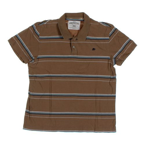 Aéropostale Short Sleeve Polo Shirt in size XL at up to 95% Off - Swap.com