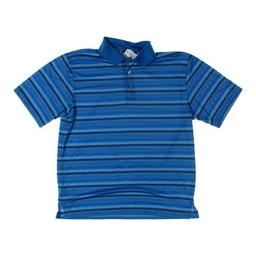 Airflux Short Sleeve Polo Shirt in size L at up to 95% Off - Swap.com