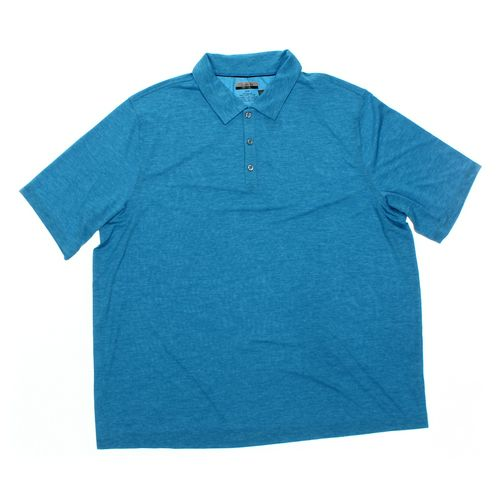 Alfani Short Sleeve Polo Shirt in size 2XL at up to 95% Off - Swap.com
